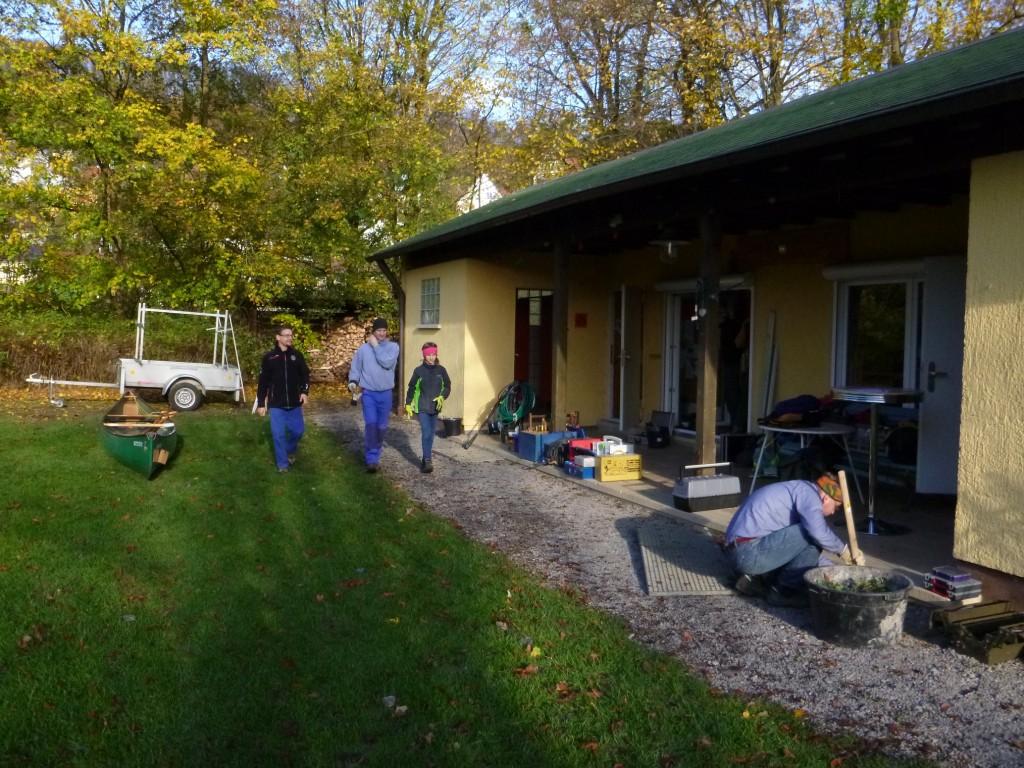 Bootshausputzete Herbst 2013 08