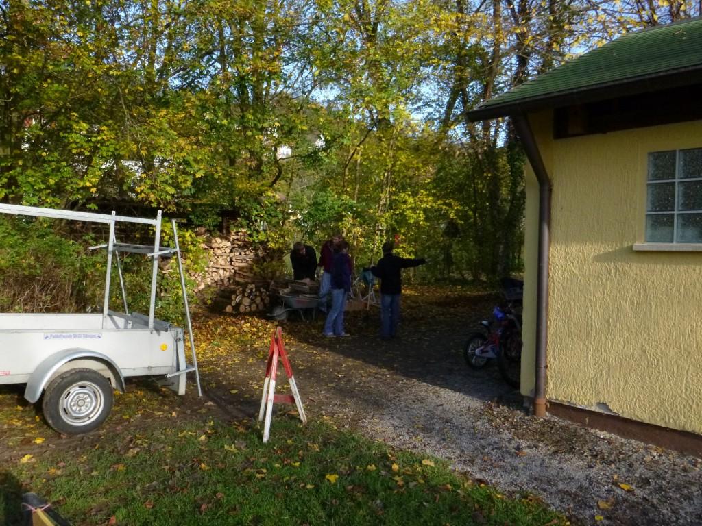 Bootshausputzete Herbst 2013 09