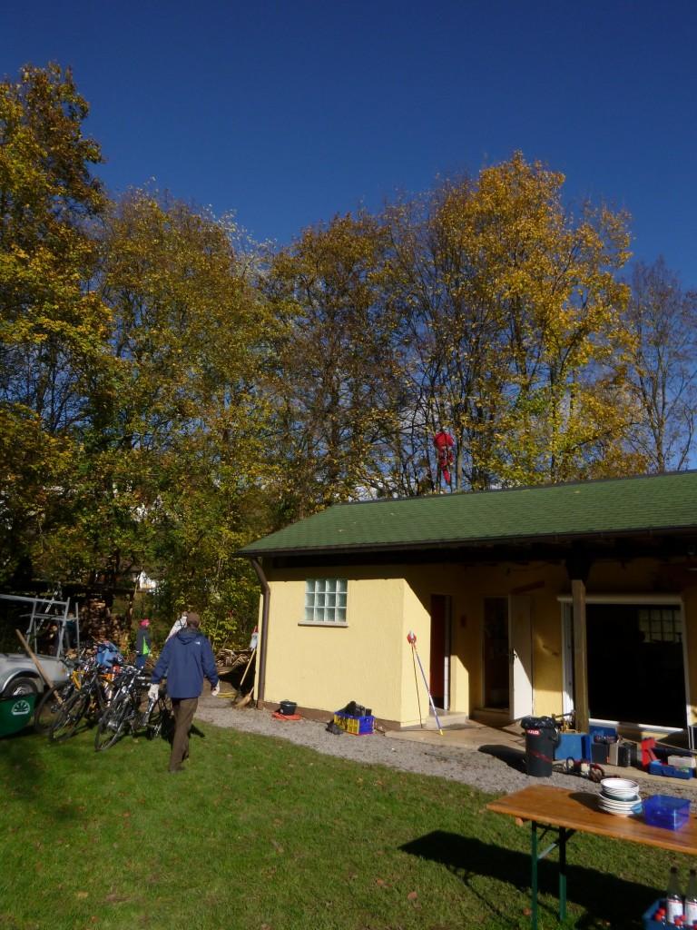 Bootshausputzete Herbst 2013 24
