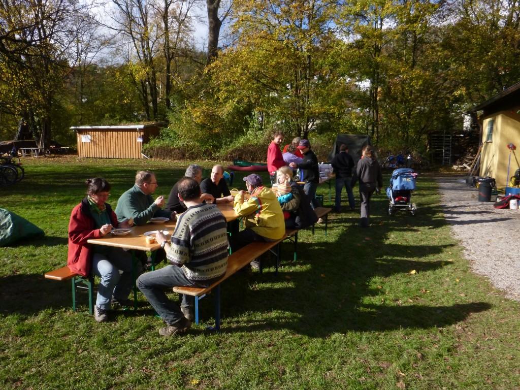 Bootshausputzete Herbst 2013 29