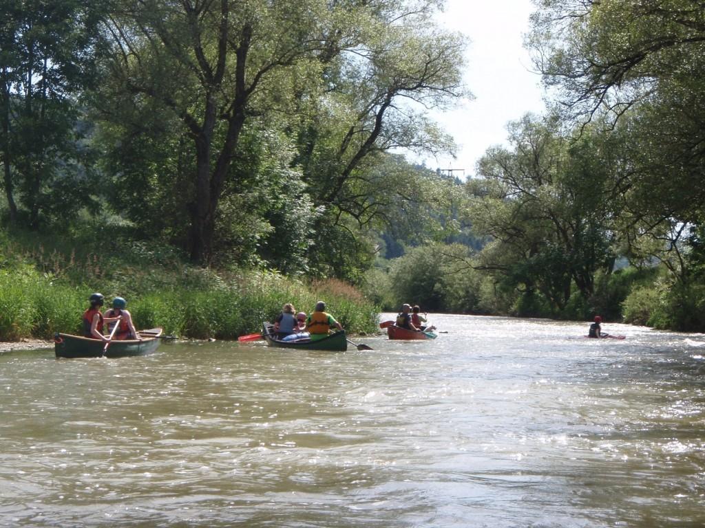Neckar kurz vor Horb